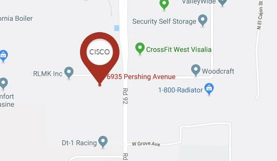 Fresno - Visalia Region